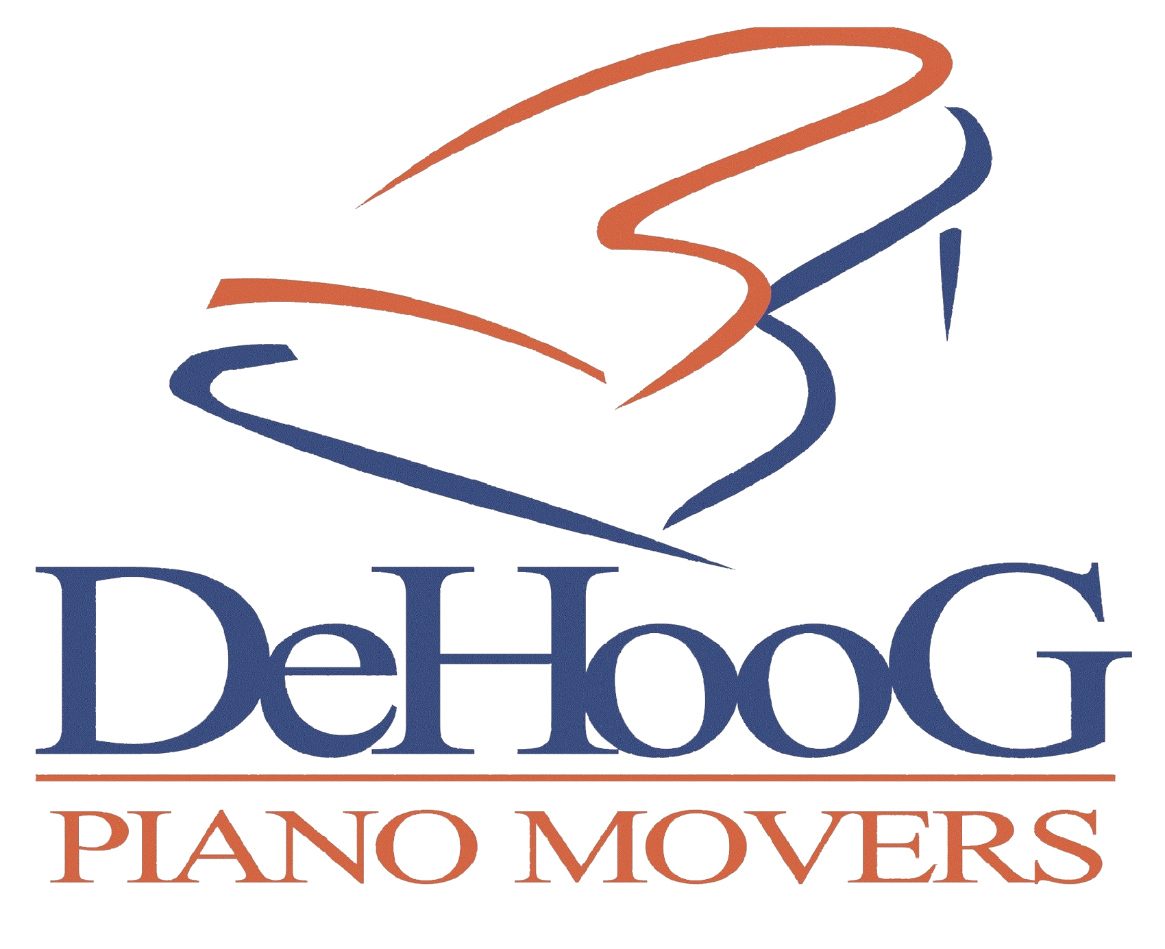 DeHoog Piano Movers Logo