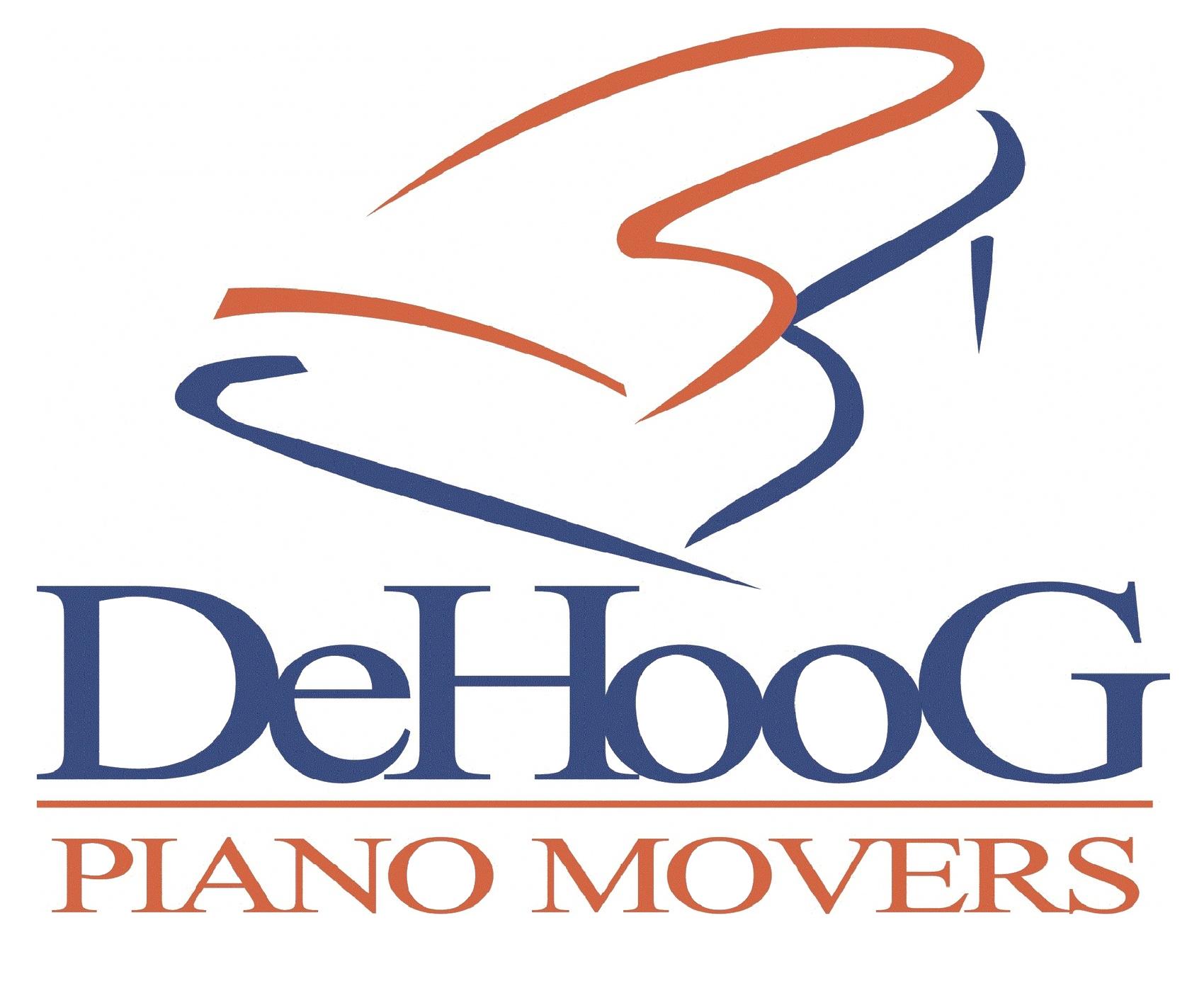 DeHoog Piano Movers Logo